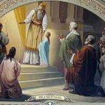 Въведение Богородично / Ден на християнското семестство