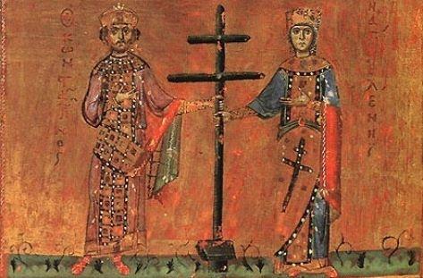 21 май – Ден на почит към Свети равноапостолни цар Константин и царица Елена